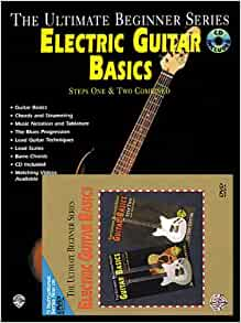 ultimate beginner series electric guitar megapack book dvd cd megapacks 0654979029649. Black Bedroom Furniture Sets. Home Design Ideas