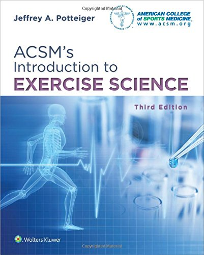 1496339614 - ACSM's Introduction to Exercise Science
