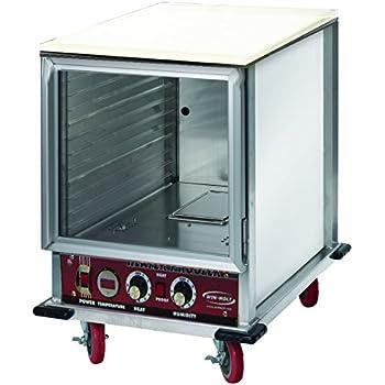 Winholt NHPL-1810/HHC Non-Insulated Undercounter Heater Proofer/Holding Cabinet