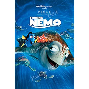Amazon posters usa disney classics finding nemo poster posters usa disney classics finding nemo poster disn054 24 x 36 altavistaventures Image collections