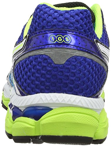 Asics Gel-Cumulus 16, Scarpe Sportive, Uomo Atomic Blue/White/Blue 4801