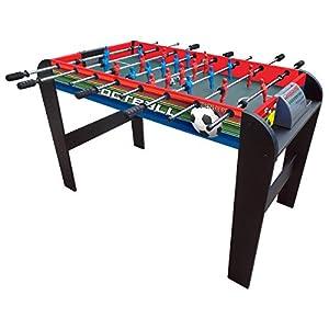 table football. charles bentley 4ft table football soccer game fusball l