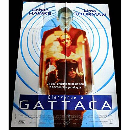 Bienvenido A GATTACA Póster de película, 160 x 120 cm-1997 ...