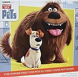 The Secret Life of Pets  Wall Calendar (2017)