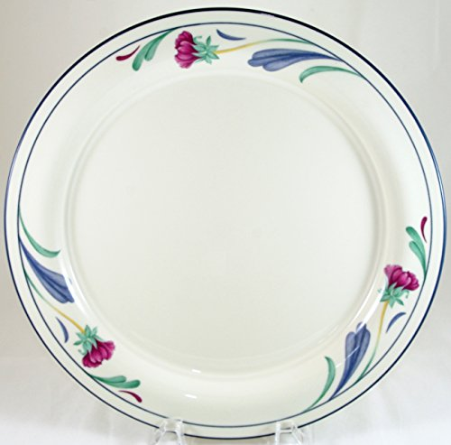 Lenox Poppies On Blue Dinner (Poppies On Blue Dinnerware)