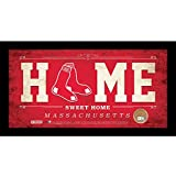Steiner Sports MLB Boston Red Sox 10x20 Home Sweet Home Sign