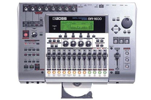 Boss BR-1600CD (Studio Boss Recording)