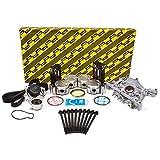 OK4008ALM/2/0/0 96-01 Acura Integra GS-R 1.8L DOHC B18C1 Master Overhaul Engine Rebuild Kit
