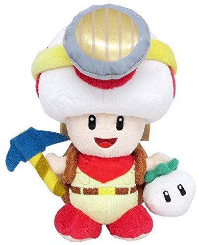 Sanei Electric Super Mario Series Standing Pose Captain T...