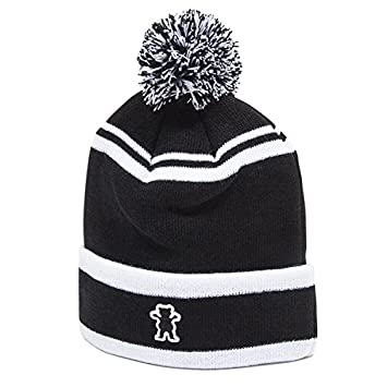 7865d846f09 Grizzly Gram Beanie Black  Amazon.co.uk  Sports   Outdoors