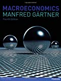 Macroeconomics, Manfred Gartner, 0273769952