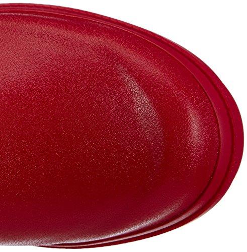 Aigle Benyl Mollet Large, Botas de agua mujer rojo - Rot (cardinal / bambou F)