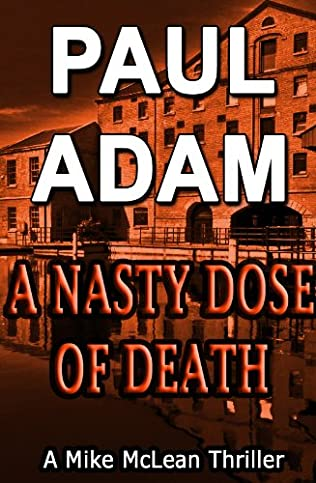 book cover of A Nasty Dose of Death
