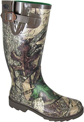 Mountain Rubber Smoky Ladies Camo Boots Stalker PqxHw7