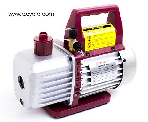 Kozyvacu Single Stage Conditioner Refrigerant Recharging product image