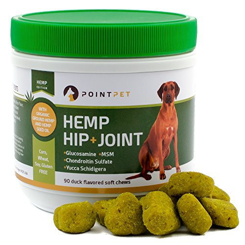 Glucosamine-Chondroitin-for-Dogs-with-Organic-Hemp-Seed-Oil-Hip-Joint-Supplement-for-Your-Dog-MSM-Omega-3-6-Protect-and-Boost-Dogs-Performance-and-Health