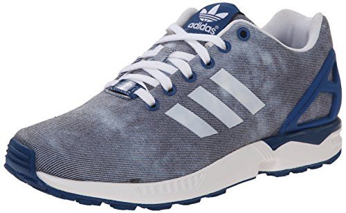 White Marine Dark Originals adidas ZX Dark Flux Lace Marine Fashion up Women's W Sneaker Px6fqxpw