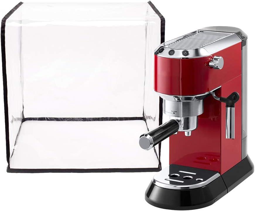Funda para cafetera eléctrica, impermeable, pequeña cubierta para ...