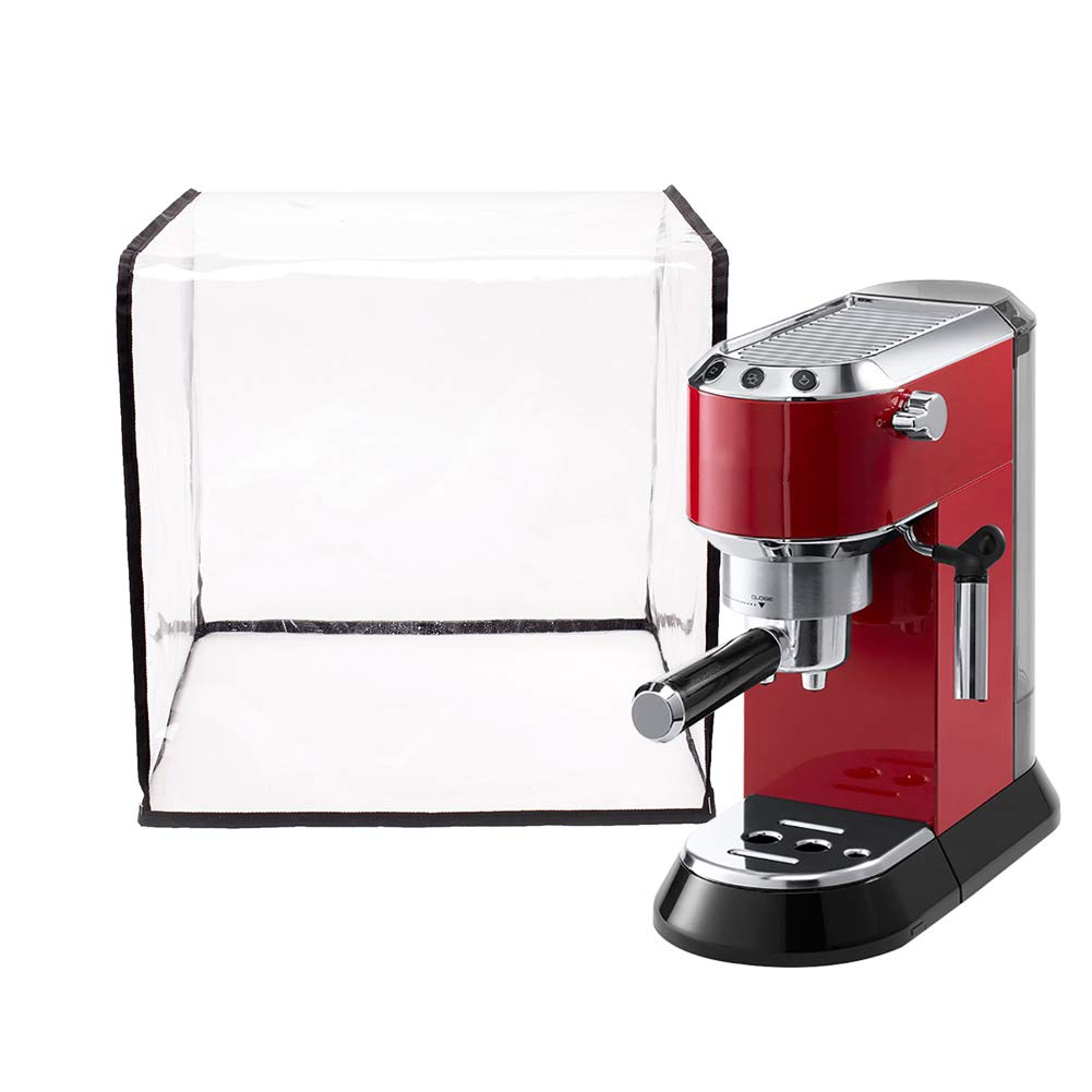 """Coffee Maker Cover, Waterproof Small Kitchen Appliance Cover, 14.6''H x 15.4""""W x14.6""""L,100% Satisfaction Guarantee, Year Around Protection Kitchen Machine Protectors (CYFC28)"""