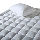 Best Mattress Pads - Balichun Mattress Pad Cover Queen Size Pillowtop 300TC Review