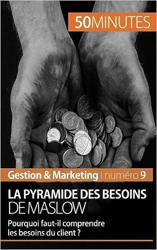 Livres La pyramide des besoins de Maslow: Pourquoi faut-il comprendre les besoins du client ? pdf, epub ebook