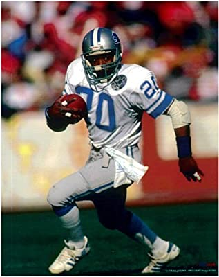 Billy Sims Detroit Lions Unsigned Licensed Football Photo