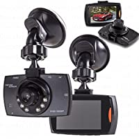 ABCsell 1080P 2.7 LCD Car Camera Full HD Dash Cam Crash DVR G-sensor Night Vision
