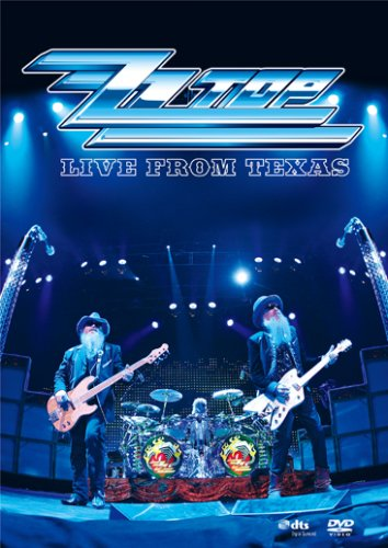 Live From Texas-Deluxe - Top Live Texas Zz From
