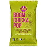 6 oz all in one popcorn - Angie's BOOMCHICKAPOP Vegan Salted Caramel Popcorn, 6 Ounce