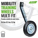 EVO Bike Heavy Duty Training Wheels for 20 22 24 26