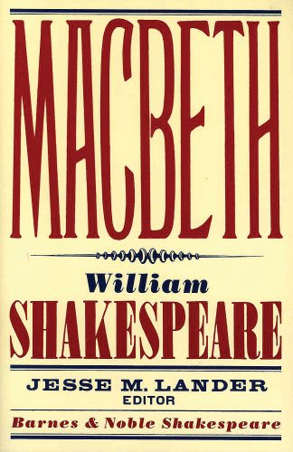 Macbeth (Barnes & Noble Shakespeare)