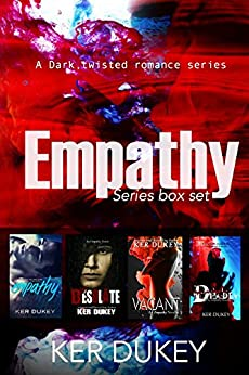 The Empathy series Box set by [Dukey, Ker]