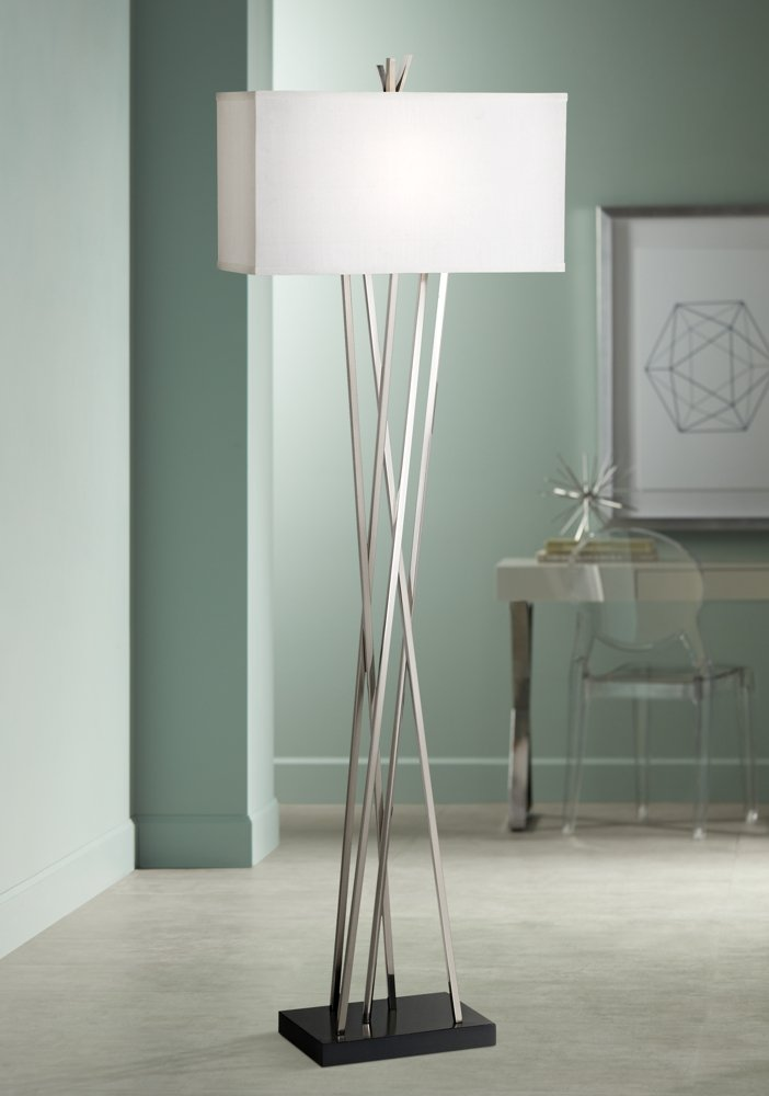Possini Euro Design Asymmetry Floor Lamp - - Amazon.com