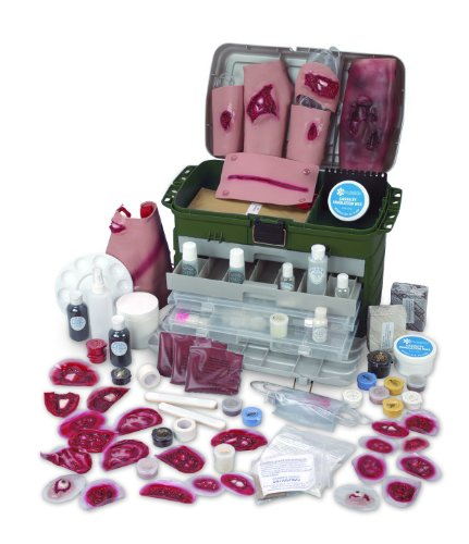 (Simulaids Deluxe Casualty Simulation Kit 22