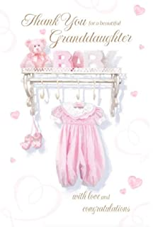 CONGRATULATIONS ON THE BIRTH OF YOUR GREAT GRANDSON GREAT GRANDDAUGHTER NEWBORN