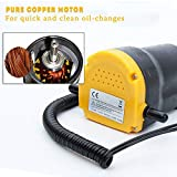 Oil Change Pump Extractor, 12v 60w Oil Extractor