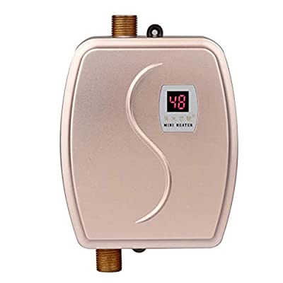Kbxstart Electric Tankless Hot Water Heater