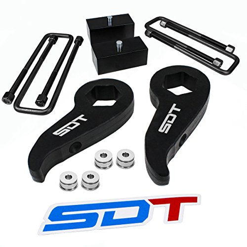 3 inch lift kit for 2500 hd - 9