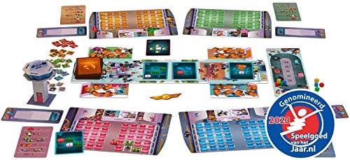 Jumbo 19738 Overbooked, Multi Niño/niña Juguete para el Aprendizaje: Amazon.es: Juguetes y juegos
