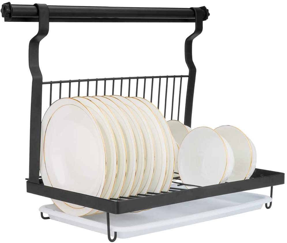 Featured image of post Wall Mounted Folding Dish Rack