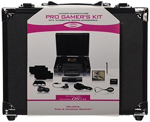 Nintendo DS Lite Pro Gamer's Kit - Black (Pro Kit Gamers)