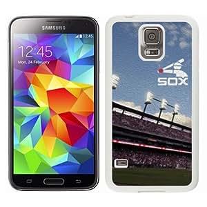 MLB Chicago White Sox Case For Samsung Galaxy S5 I9600