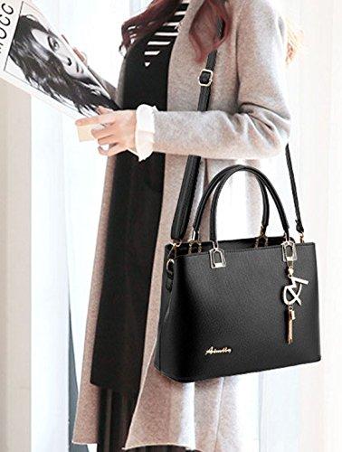 Nouvelle Shopping Main marque Sac Femme Mode Alidier haute Ciel à Bleu OL Sacoche et Epaule qualité Croisé Bandoulière CUwdyqf