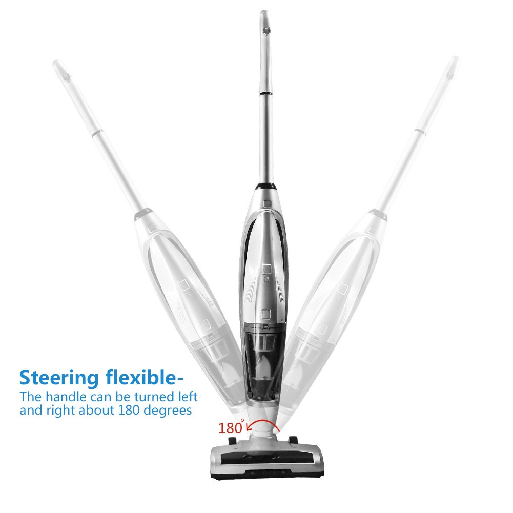 Cordless Upright Bagless Vacuums Cleaner,Mopping Sweeping,Dust Cleaning 3 in 1 rechargeable multifunctional thin Carpet Sweeper