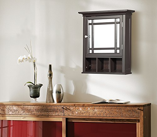 Elegant Home Fashion Neal Medicine Cabinet by Elegant Home Fashion (Image #4)