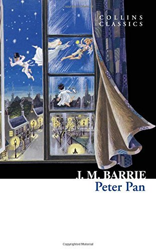 Peter Pan (Collins Classics) by J.M. Barrie (21-May-2015) Paperback