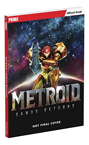 Metroid: Samus Returns: Prima Official Guide cover
