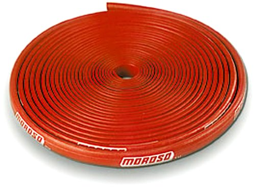 Moroso 72002 Red Spark Plug Wire Sleeve by Moroso