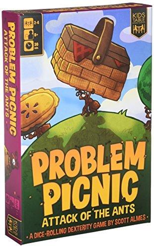 Kids Table Board Gaming Problem Picnic Strategy Board Game [並行輸入品] B07SFTQ3BB