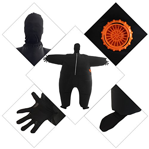 VOCOO-Halloween-Lovely-Funny-Inflatable-Clothing-Adult-Size-Whole-Body-Suit